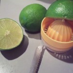 Freshly Squeezed Lime