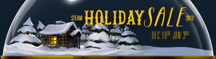 Steam 2013 Sale